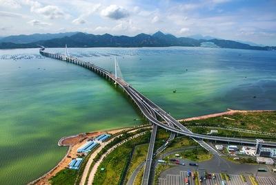 深港西部通道一线口岸区 岩土工程勘察、填海及地 基处理工程设计