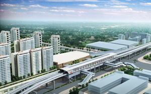 深圳轨道交通4号线二期工程详勘